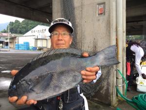 福岡の城戸さん、43cmクロGET