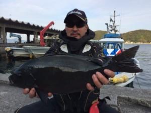 北九州の田中さん、48cmクロGET