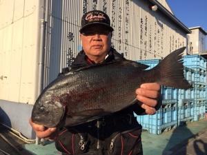 北九州の広吉さん、48cmクロGET