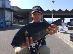 宇佐の衛藤さん、45cmクロGET