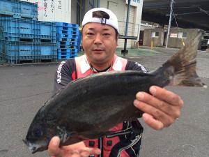 熊本の瀬崎さん、47cmクロGET