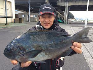 北九州の伊井さん、45cmクロGET