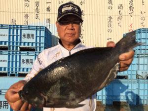 北九州の広吉さん、43cmクロGET