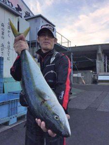 大分の吉永さん、70cmオーバーブリGET